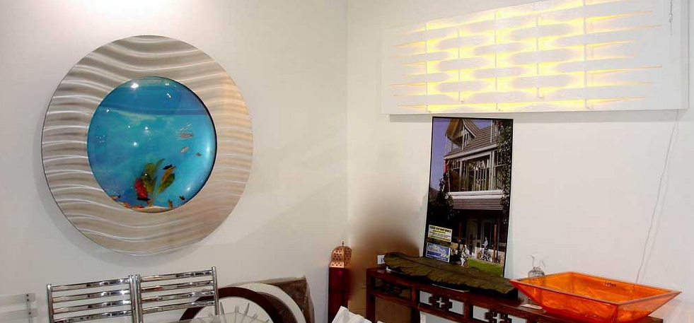 Top 3 Best Wall Mounted Aquarium to Spice Up Your Wall